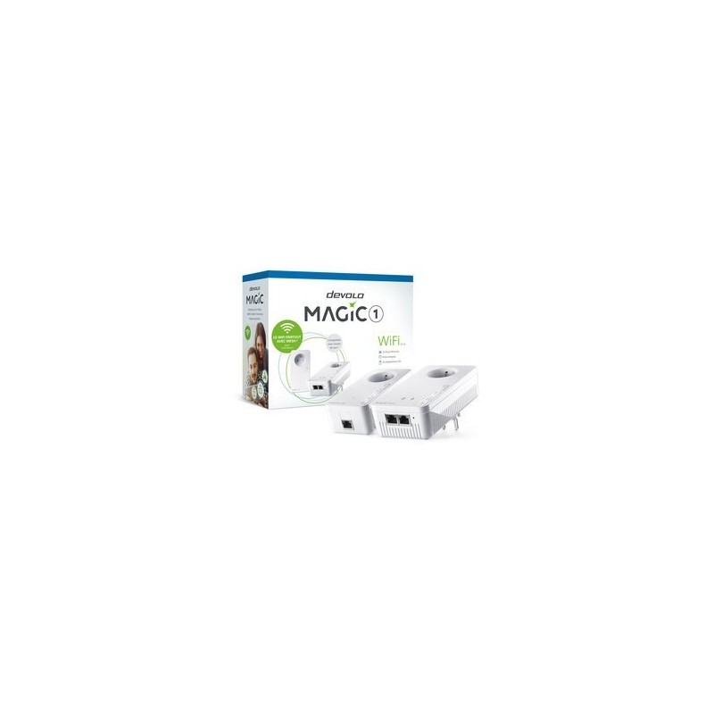 devolo Magic 1 WiFi - Kit de démarrage Voomstore.ci