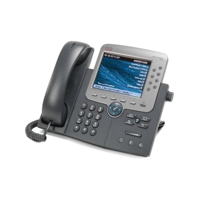 Cisco IP 7975G,abidjan,dakar,bamako,ouagadougou,conakry