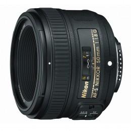 Nikon AF-S NIKKOR 50 mm