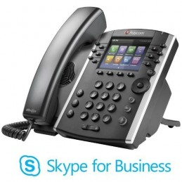 Polycom VVX 411 MS Skype for Business