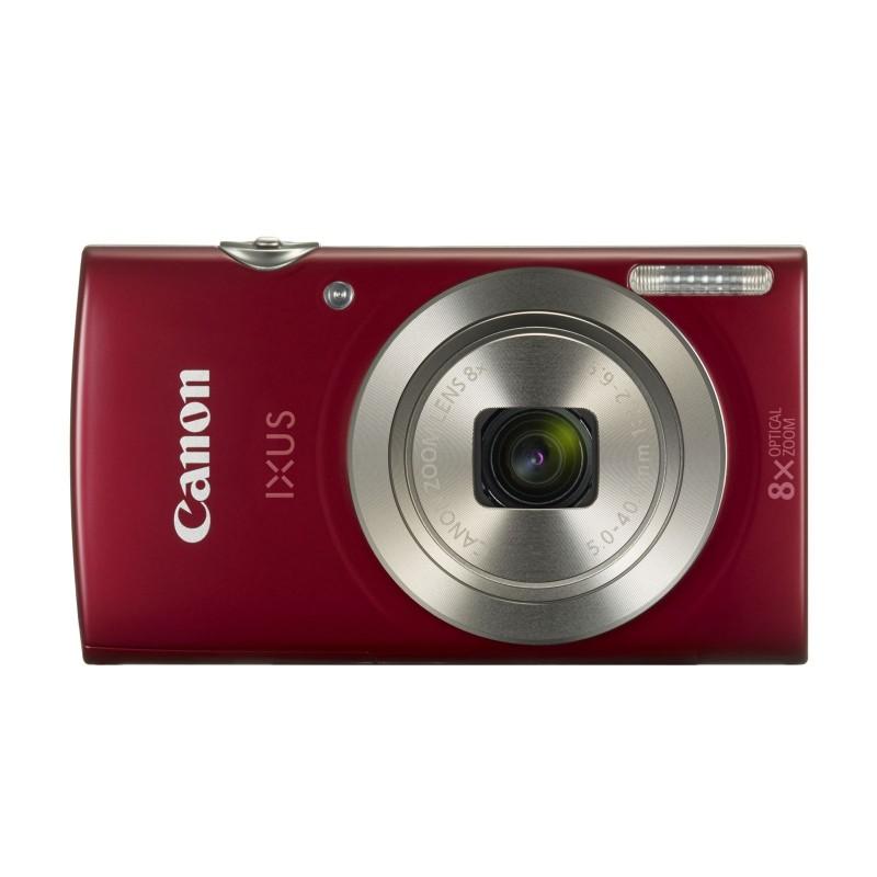 Canon IXUS 185 Rouge voomstore.ci