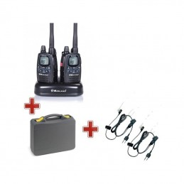 Alan Midland G7 Pro Pack Bodyguard + Mallette VOOMSTORE CI