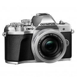 Olympus E-M10 MK III Argent + 14-42mm EZ Pancake