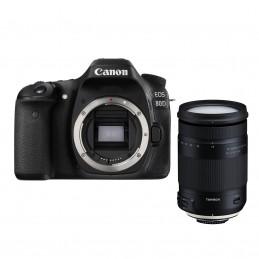 Canon EOS 80D + Tamron 18-400mm f/3.5-6.3 Di II VC HLD