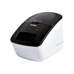 Brother QL-700 - imprimante d'étiquettes - monochrome -