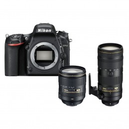 Nikon D750 + AF-S 24-120MM F/4 VR + AF-S 70-200mm f/2.8E FL ED
