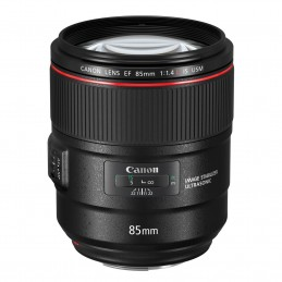 Canon EF 85mm f/1.4L IS USM voomstore.ci
