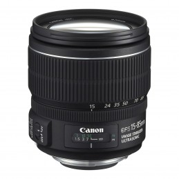 Canon EF-S 15-85mm f/3.5-5.6 IS USM voomstore.ci