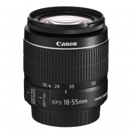 Canon EF-S 18-55mm f/3.5-5.6 IS II voomstore.ci