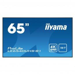 "iiyama 65"" LED - ProLite LE6540UHS-B1 voomstore.ci"