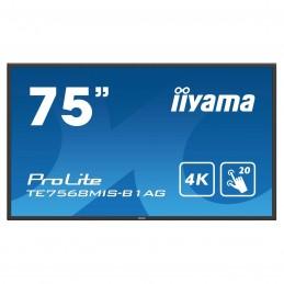 """iiyama 75"""" LED - Prolite TE7568MIS-B1AG voomstore.ci"""