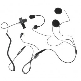 Micro casque pour talkie-walkie Motorola 2 pins voomstore.ci