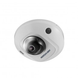 Caméra IP Darkfighter mini dôme Hikvision DS-2CD2525FWD-IS full HD H265+ 2MP PoE voomstore.ci