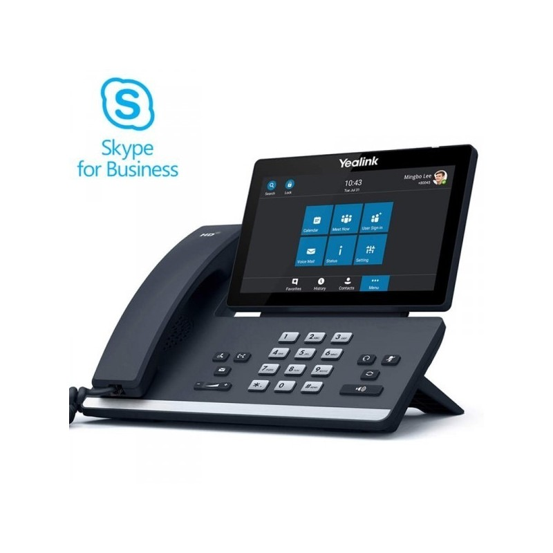 Yealink T56A-Skype for Business voomstore.ci