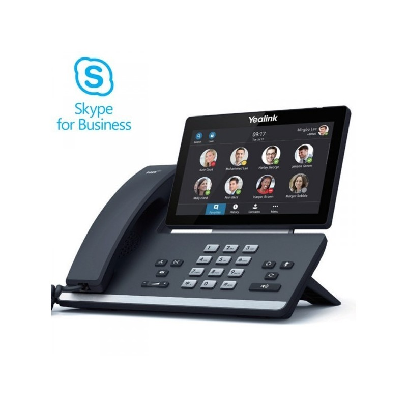Yealink T58A-Skype for Business voomstore.ci