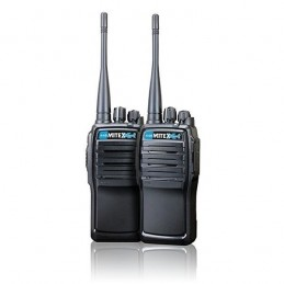 Talkie-walkie Mitex PMR446 Xtreme 2 UHF - Pack de deux