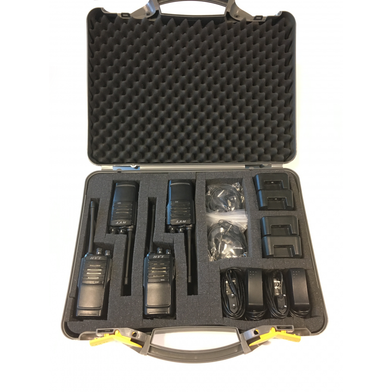 Pack De Radiocommunication Professionnel