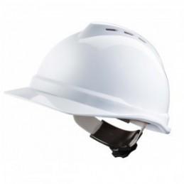 Pack Électricien : Casque +Visière + Protection Auditive + Lampe Frontale
