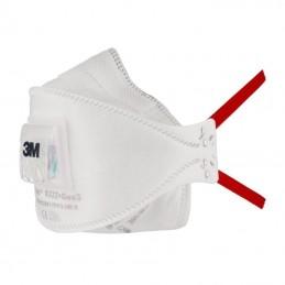 Masque Antipoussière 3M 9332 - Lot De 10