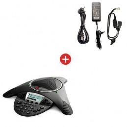 Soundstation IP 6000 avec alimentation