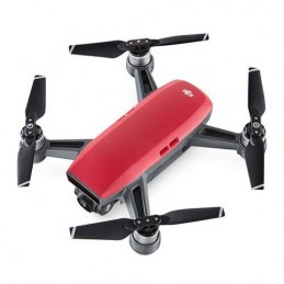 DJI Spark Fly More Combo Rouge voomstore.ci