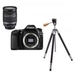 Canon EOS 80D + EF-S 18-200mm f/3.5-5.6 IS + Cokin T-RIV101