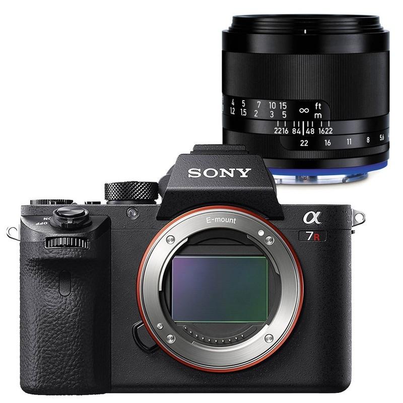 Sony Alpha 7R II + ZEISS Loxia 50mm f/2 voomstore.ci