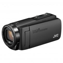 JVC GZ-R495 Noir + carte mémoire SD 16