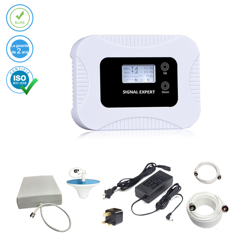 Amplificateur de Réseau 4G pour Téléphone– 300m² voomstore.ci