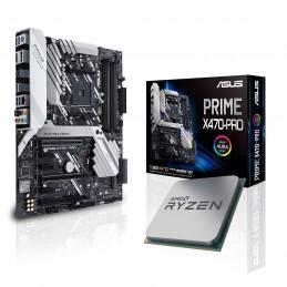 Kit Upgrade PC AMD Ryzen 7 2700X ASUS PRIME X470-PRO