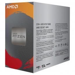AMD Ryzen 3 3200G Wraith Stealth Edition (3.6 GHz / 4 GHz) avec