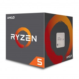 AMD Ryzen 5 2600 Wraith Stealth Edition (3.4 GHz) avec mise à