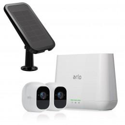 Arlo Pro 2 VMS4230P + Panneau Solaire VMA4600