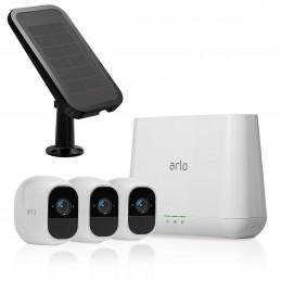 Arlo Pro 2 VMS4330P + Panneau Solaire VMA4600