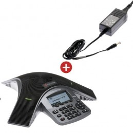 Polycom SoundStation IP 7000 + Alimentation