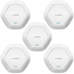 Linksys Cloud LAPAC1200C x 5