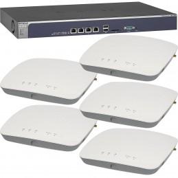 Netgaear Bundle 1x Contrôleur WC7500 + 5x Point d'accès WAC720 (WB7520-10000S)