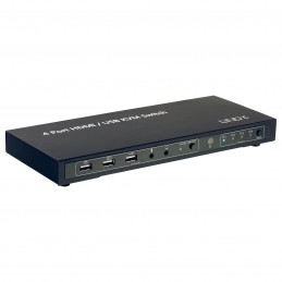 Lindy Switch KVM classic 4 Ports