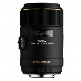 Sigma 105mm F2,8 APO Macro EX DG OS HSM monture Canon