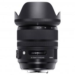 SIGMA 24-70mm F2.8 DG OS HSM monture Canon