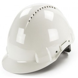 Pack Casque De Chantier Et Protection Auditive + Lampe