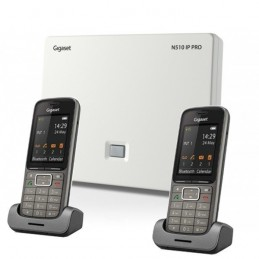 Pack Gigaset N510 IP + 2 Gigaset SL750H Pro