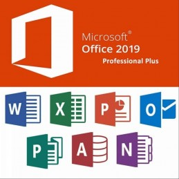 Office 2019 Professional Plus 32/64 bits | Licence pour 1PC