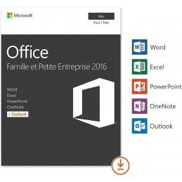 Office 2016 Famille et Petite Entreprise