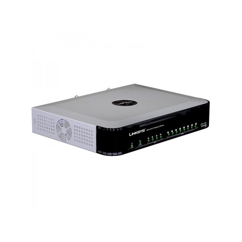 Cisco SPA8000,abidjan,dakar,bamako,ouagadougou,conakry