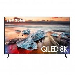 SAMSUNG TV 75″ – 8K QLED-SLIM DESIGN – QA75Q900RBKXLY