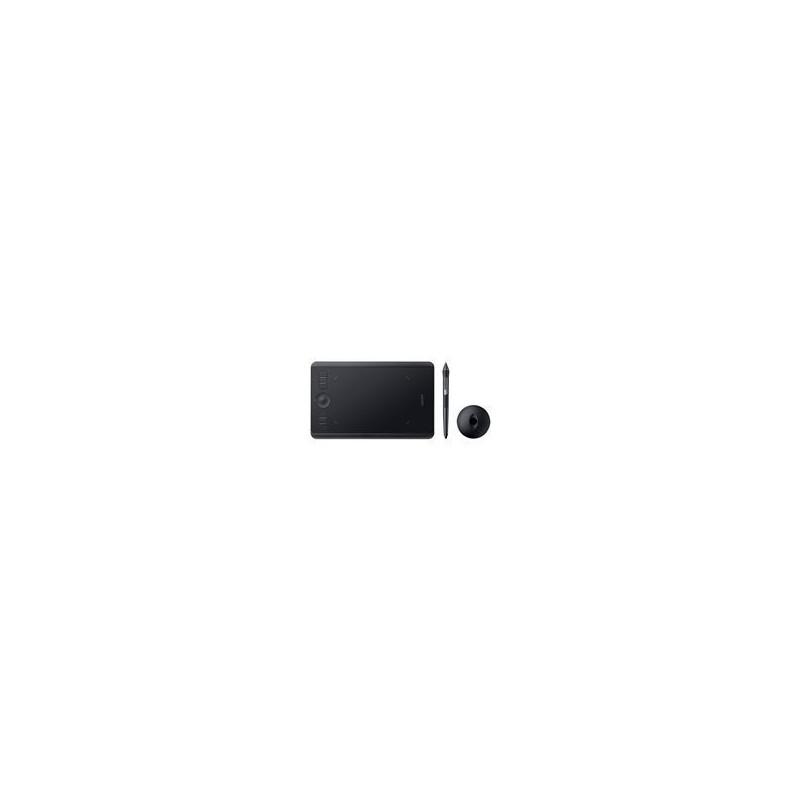 Wacom Intuos Pro Large - numériseur - USB, Bluetooth - noir