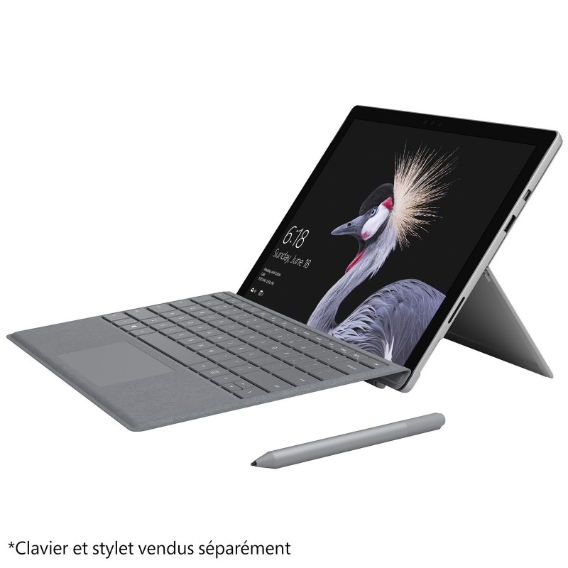 Microsoft Surface Pro - Intel Core i5 - 4 Go - 128