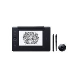 Wacom Intuos Pro Paper Edition Medium - numériseur - USB, Bluetooth - noir