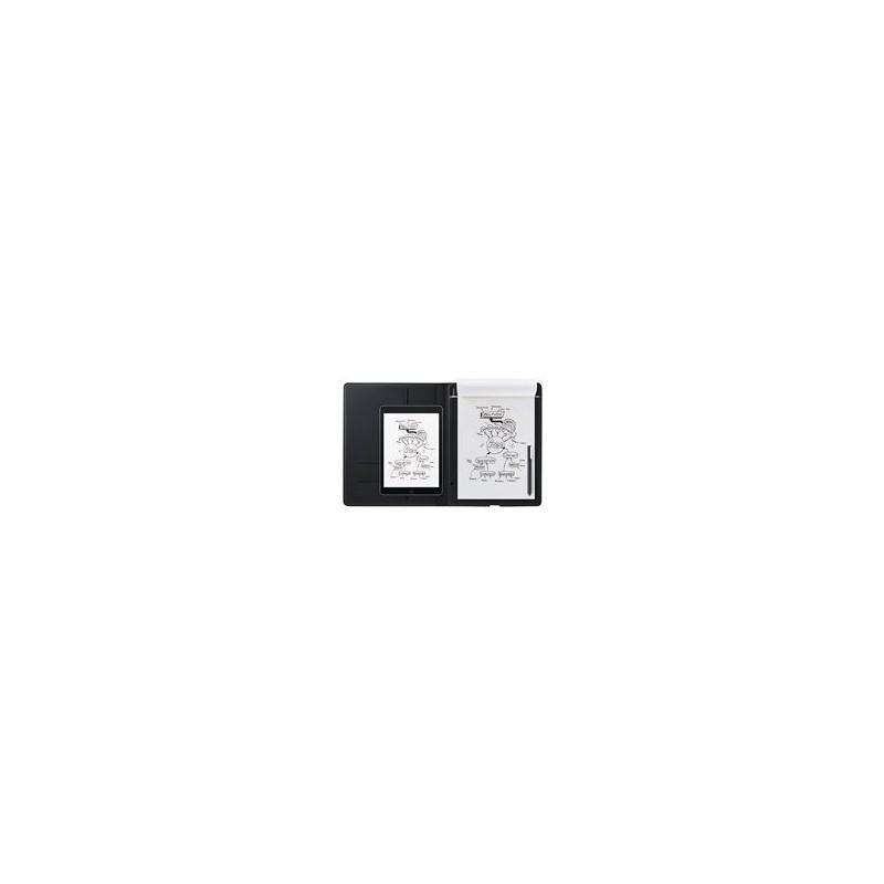 Wacom Bamboo Folio - numériseur - Bluetooth, micro USB - gris